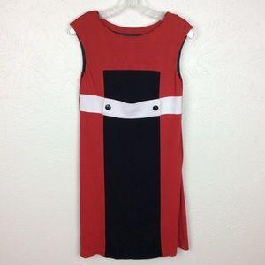 Cynthia Steffe Color Block Dress Size 4